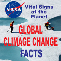 NASA climate Change Facts