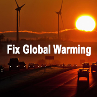 Fix Global Warming