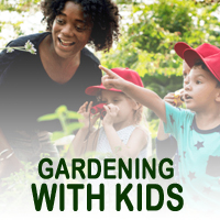 GARDENING WITH KIDS MAKES HEALTHIER CHILDREN
